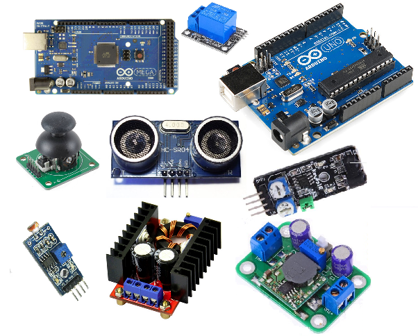 Kits electronic projects