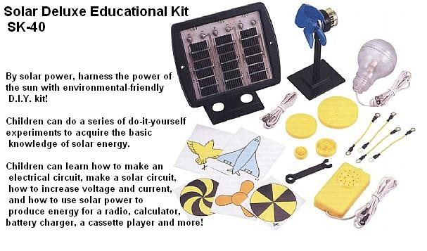 Kits by velleman elenco do it yourself electronic project 28000 28 deluxe solar power educational kit solutioingenieria