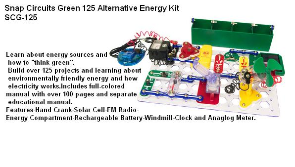 Kits by velleman elenco do it yourself electronic project 28000 28 125 projects alternative energy snap circuit kit solutioingenieria Image collections
