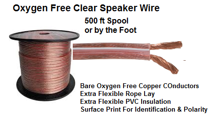 Wire & Cables ( spools and by the foot ) - 34000-34