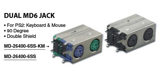 panmd26400 connectors ''din'' type multi pin round 26500 26