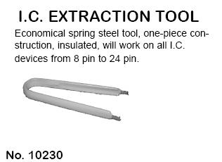 10230 IC Extraction Tool