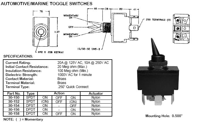 phi30150 switches toggle 22300 22 3-Way Switch Multiple Lights Wiring-Diagram at readyjetset.co