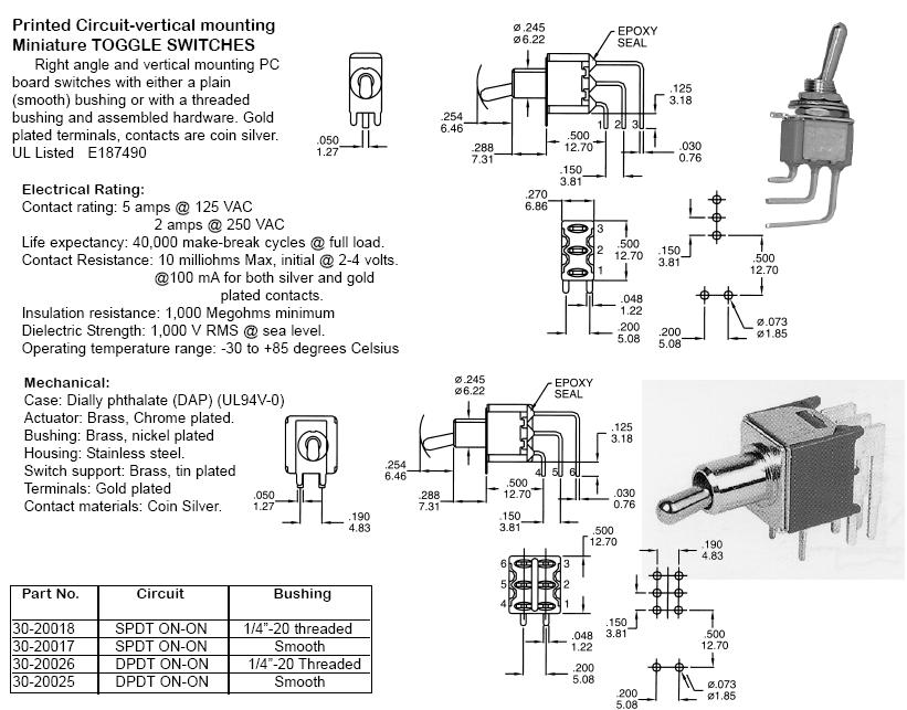 dpdt mini toggle switch wiring wiring solutions rh rausco com wiring a mini toggle switch 2-Way Switch Wiring Diagram