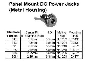 35000-35 Dc Power Mm Jack Wiring Diagram on