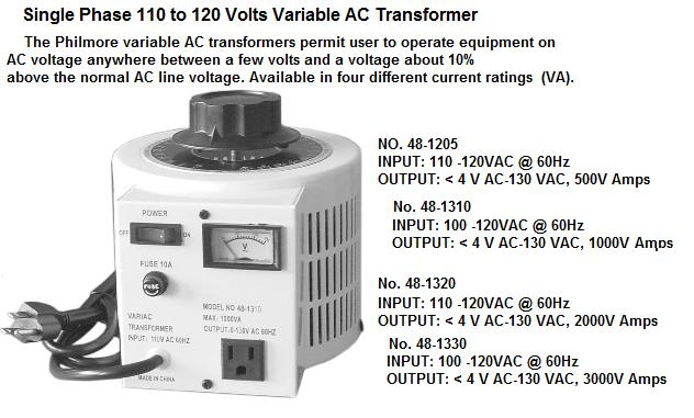AC-AC Transformers and Power Adapters - 06700-06