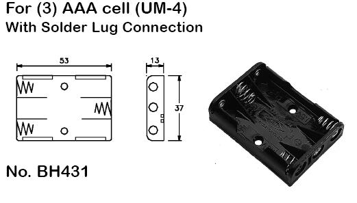 [DIAGRAM_0HG]  23500-23 | Aaa Battery Box Wiring Diagram 4 |  | Cables & Connectors