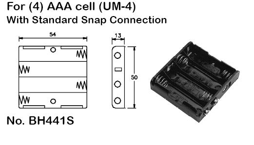 23500-23 Aaa Battery Box Wiring Diagram on