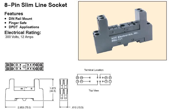 r95131 relays (ac dc) by nte 140001  at soozxer.org