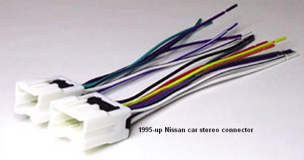 1982-86 toyota car audio wire harness