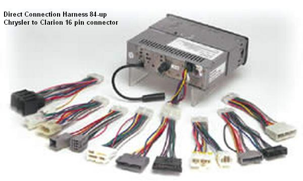 06300 06 on pioneer wiring harness color code