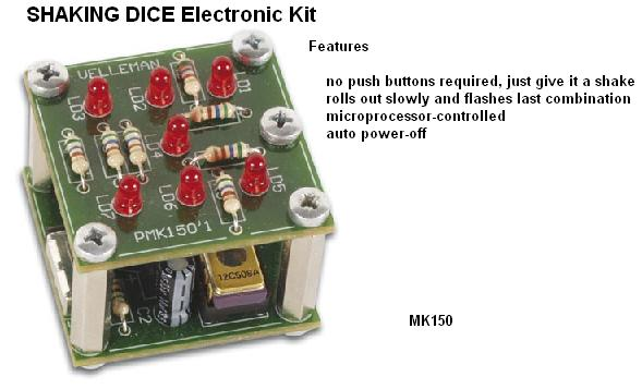 Kits by velleman elenco do it yourself electronic project 280001 solutioingenieria Gallery